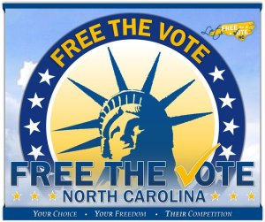 Free the Vote NC